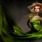 Фото lady in green