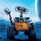 Заставки wall, e, pixar, animation