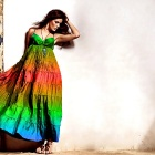 Фото colorful dress