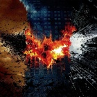 Обои обои the dark knight rises