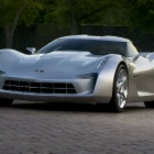 Обои chevrolet stingray concept 2010