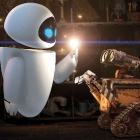 Обои wall, e, eve, lightbulb