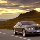Обои bentley continental