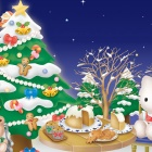 �������� a hello kitty christmas