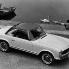 Картинки обои mercedes-benz 230sl roadster