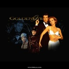 Обои bond golden eye 1
