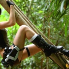 Обои lady lara croft