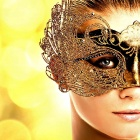 Обои golden mask ii