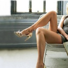 Фото language of legs-petra nemcova