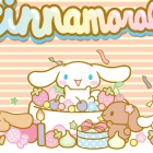Обои картинка cinnamoroll and their friends at candy time