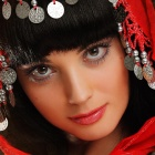 Обои red beauty for susan (redbeauty1612)